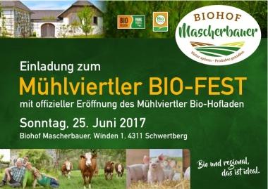 Mühlviertler Bio-Fest