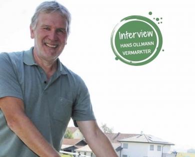 Interview mit Hans Ollmann: Neueinsteiger für die Bio-Ferkelproduktion gesucht